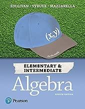 Elementary & Intermediate Algebra (4th Edition)