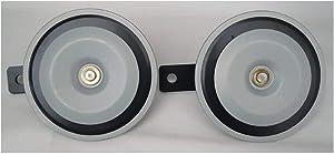 Car horn - circle design - 12 volt