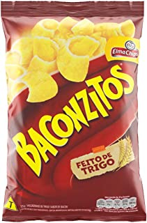 Baconzitos (Bacon Flavored Snack from Brazil)