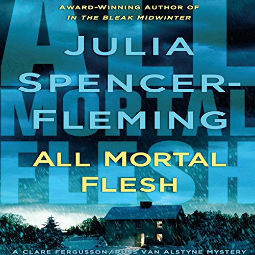 All Mortal Flesh audiobook cover art