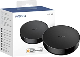 Aqara Smart Hub M2, Smart Home Bridge For Alarm System,...
