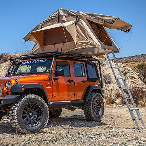 Tente De Toit Jeep Wrangler Jk