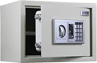 Home Steel Safe,Large Lock Box for Office Hotel Jewelry Gun Cash Medication