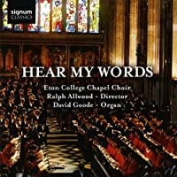 Hear My Words by PARRY / BYRD / STANFORD / HAYDN; (2008-02-26)