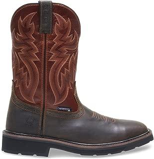 Men's Rancher WPF Soft Toe Wellington Work Boot