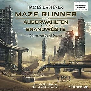 Die Auserwählten - In der Brandwüste     Maze Runner 2              Autor:                                                                                                                                 James Dashner                               Sprecher:                                                                                                                                 David Nathan                      Spieldauer: 10 Std. und 59 Min.     858 Bewertungen     Gesamt 4,5
