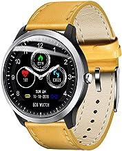 Fashion Smart Watch Waterproof Sports Fitness Tracker, Sleep Monitoring Waterproof Bluetooth Information Reminder