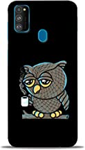 PRINT STATION Printed Back Case Cover for Samsung Galaxy M30s - 6493
