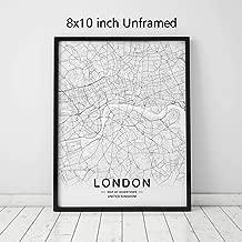 Best london map art Reviews