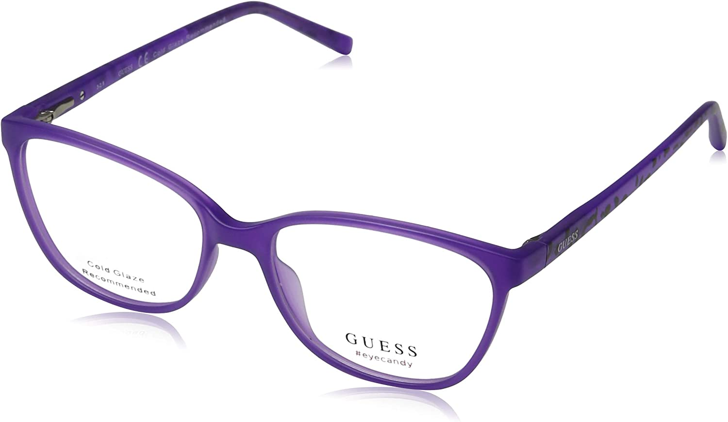 Optical frame Guess Acetate Transparent Purple  Havana Purple (GU3008 082)