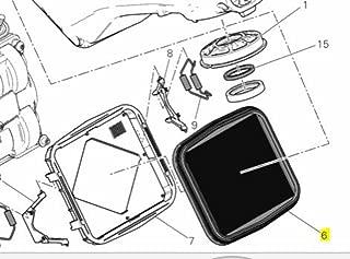 Ducati OEM Replacement Air Filter 899 1199 Panigale 42610341B