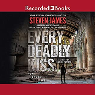 Every Deadly Kiss audiobook cover art