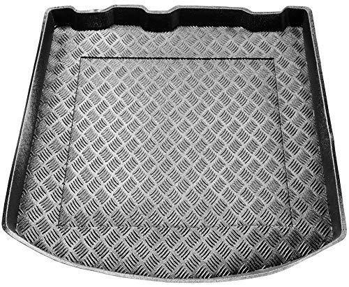 Protector Maletero PVC Compatible con Ford KUGA II (Suelo Bajo) (Desde 2012) + Regalo   Alfombrilla Maletero Coche Accesorios   Ideal para Perro Mascotas