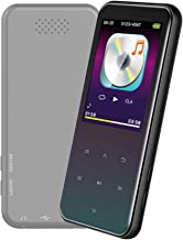 HFSKJWI Portable MP3 Player, Mini Music Player with 2.4 Inch Screen, Bluetooth, Video/Voice Recorder/E-Book/FM Radio/Photo... photo