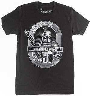 Boba Fett Shirt Bounty Hunters Ale Star Wars Beer Shirt