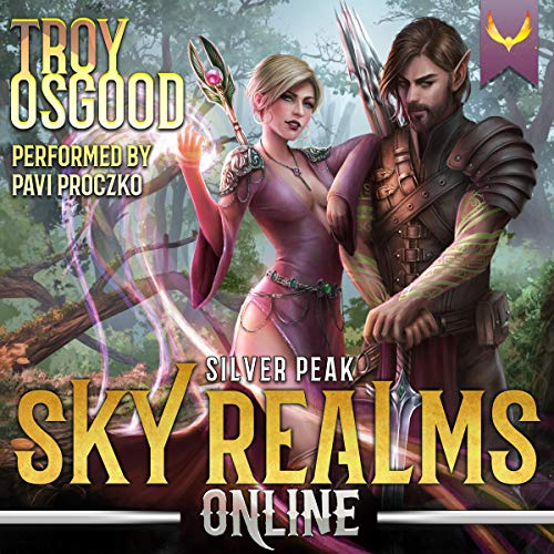Sky Realms Online: Silverpeak cover art