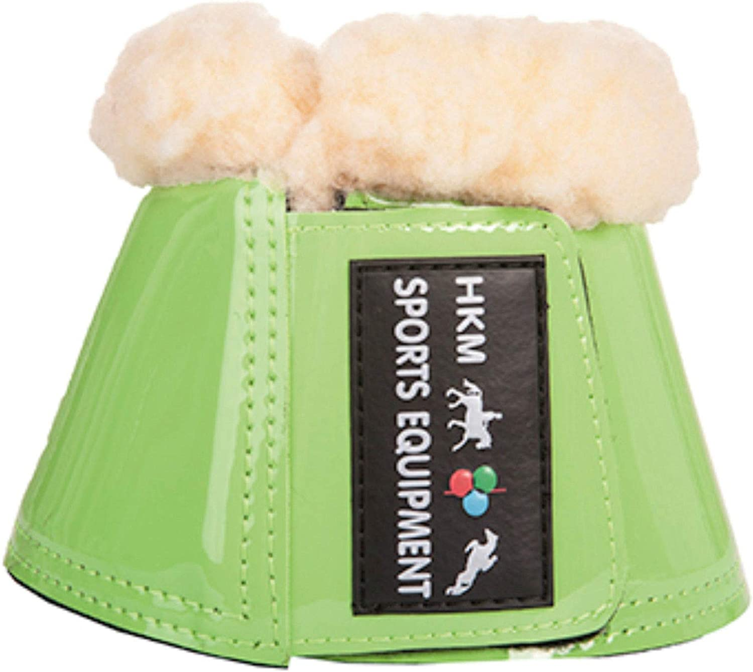 HKM Comfort 41905803.0667 Max 47% OFF Bell Boots with Padding Green Max 75% OFF Neon