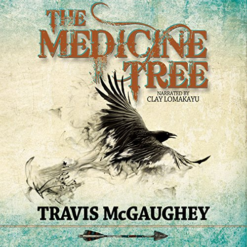 The Medicine Tree audiobook cover art