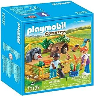 Playmobil 70137 Country Kinderen Met Kleine Dieren