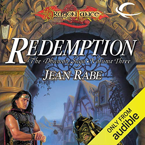 Redemption Audiobook By Jean Rabe cover art
