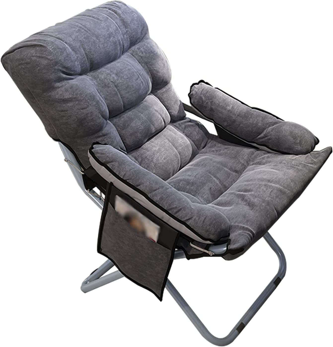 HZYDD Chair Home Leisure Chicago Clearance SALE! Limited time! Mall Balcony Lazy Sofa Lunch Break Siesta