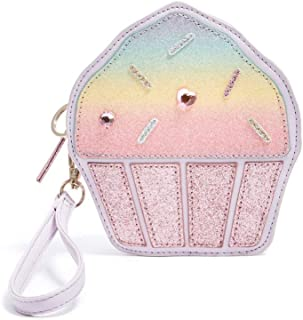 GUESS Factory Kids Girl's Happiness Cupcake Wristlet