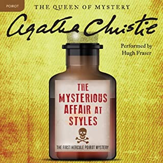 The Mysterious Affair at Styles Titelbild