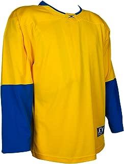 Team Sweden 2016 World Cup of Hockey Jersey