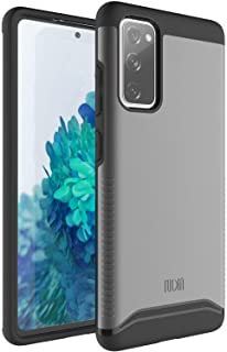TUDIA DualShield Designed for Samsung Galaxy S20 FE 5G Case/S20 FE 4G Case, [Merge] Heavy Duty Slim Hard Dual Layer Case f...