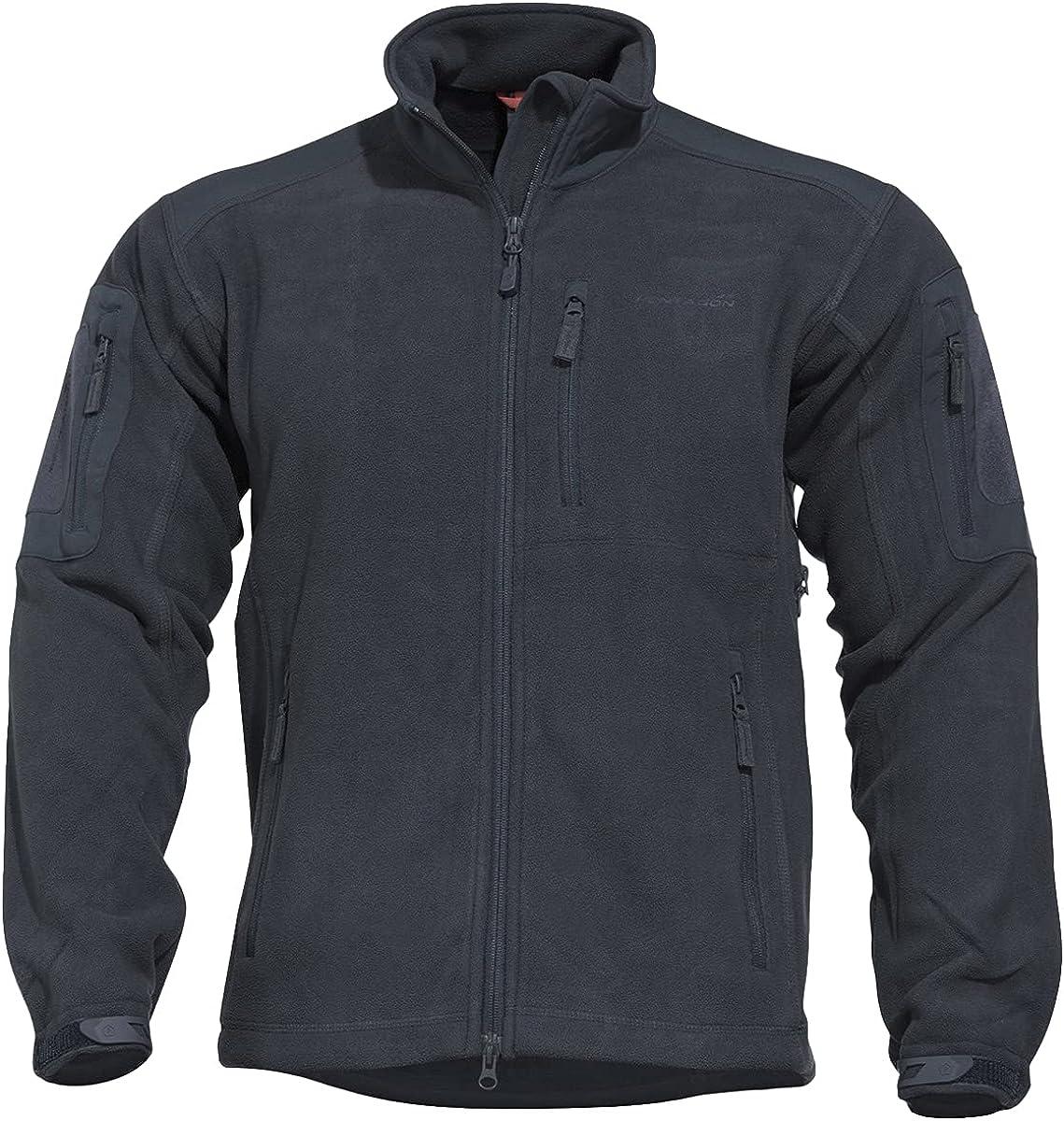 Pentagon Men's Perseus Fleece Washington Max 67% OFF Mall Jacket 2.0 Blue Midnight