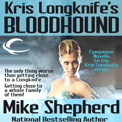 Kris Longknife's Bloodhound cover art