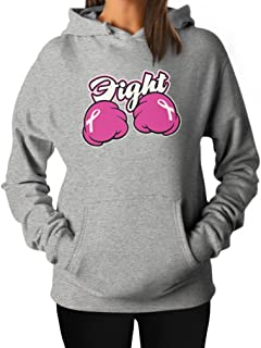Tstars Fight Breast Cancer - Breast Cancer Awareness Women's Hoodie