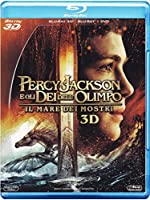 Percy Jackson E Gli Dei Dell'Olimpo - Il Mare Dei Mostri (Blu-Ray 3D) [Italian Edition]