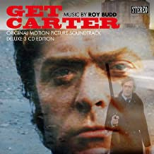 Get Carter Original Soundtrack  Deluxe Hardback Edition