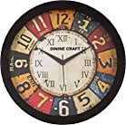 Dininecraft® Wall Clock for Home and Office (31cm x 31cm)