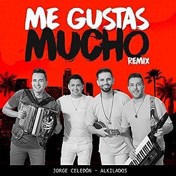 Me Gustas Mucho Remix (feat. Alkilados)