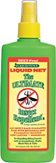 Liquid Fence HG-70140 Net Ultimate Insect Repellent Pump Spray, 8-Ounce