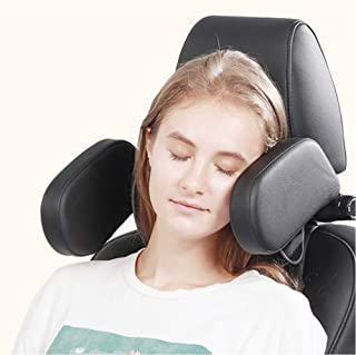 Car Head Rest Rotation Vehicle Head Sleep Side Pillow Neck Pillow Cross-Border