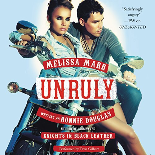 Unruly audiobook cover art