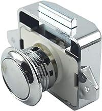 daiyanjing Push-Button-lade Catch-Lock-Knoopvergrendeling voor kast/kast/kast/kast/kasten/deuren