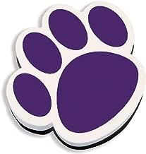 Ashley Productions Paw Magnetic Whiteboard Eraser, Purple