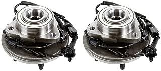 Prime Choice Auto Parts HB615052PR Front Pair 2 Wheel Hub Bearing Assemblies 5 Stud