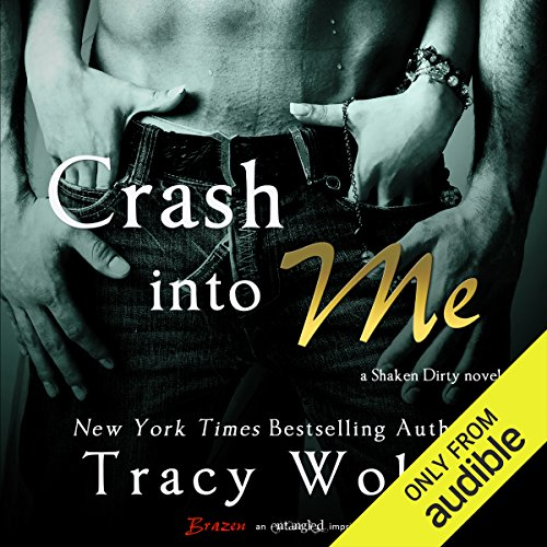 Crash into Me audiobook cover art