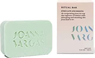 Ritual Bar Green Tea Body Soap Bar with Anticellulite Effect, 3.52 oz, With Green Tea Extract, Coffee, Olive Fruit Oil and Avocado Oil - Stimulate and Smooth