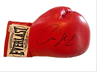 Glove Conor McGregor Autographed Boxing from The U.K. Authentic