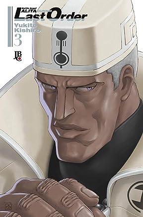 Battle Angel Alita - Last Order - Volume 3