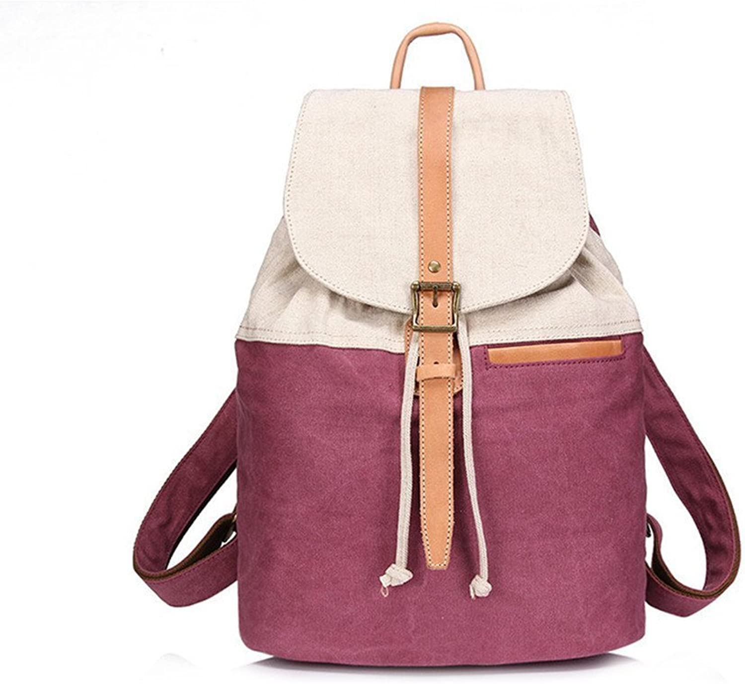 New, retro, personality, fashion, outdoor bag, backpack, canvas bag, D0219