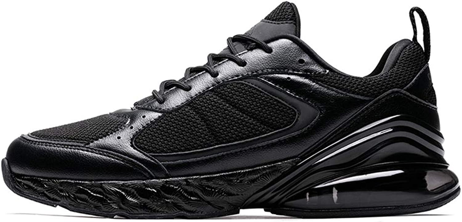 ONEMIX Mens Running shoes Half Palm Air Cushion Athletic Fitness Trainers Sneaker