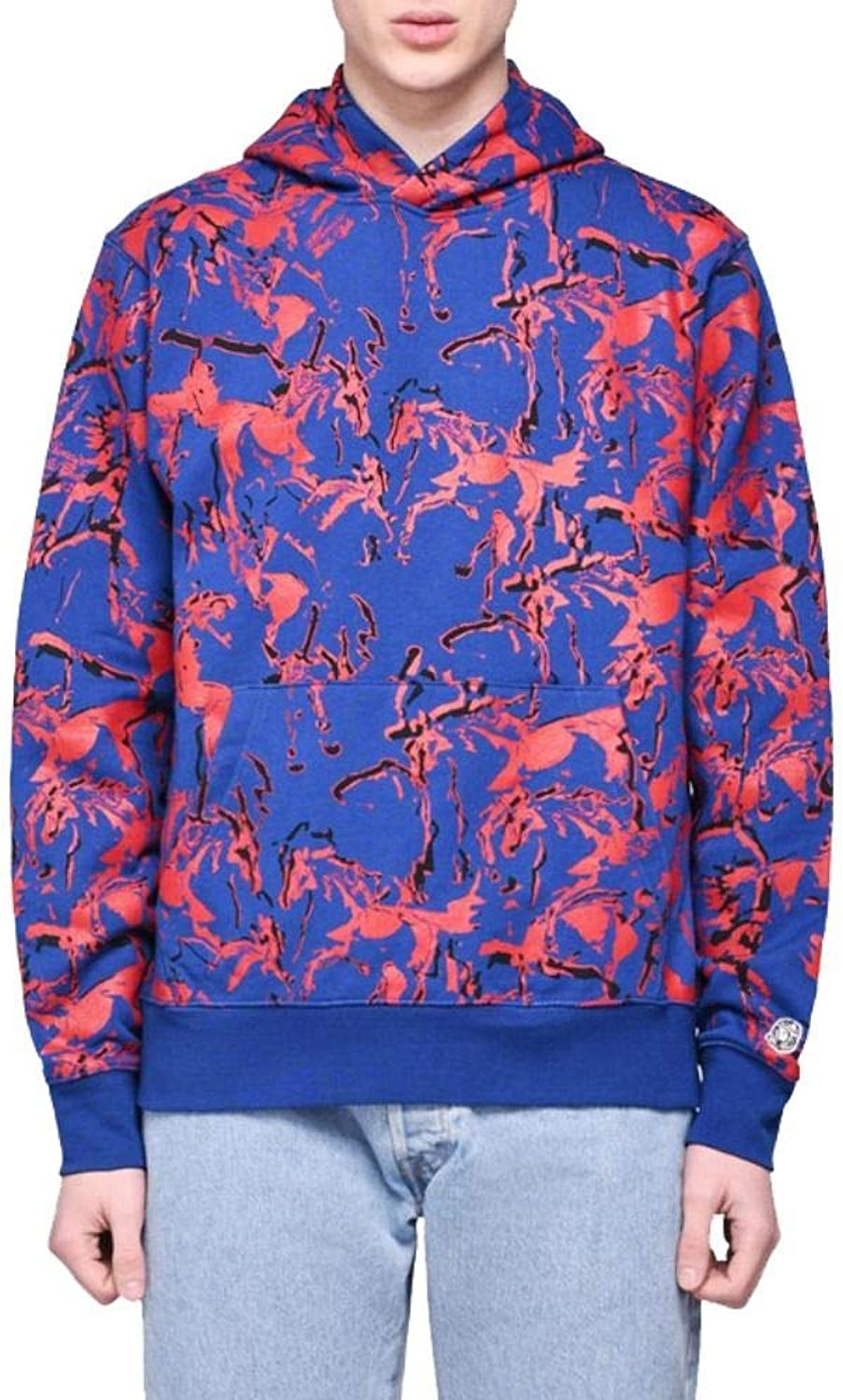 Billionaire Boys Club Men's B19128blueeE blueee Cotton Sweatshirt