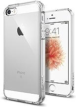 Spigen Coque iPhone 5S / 5 / Se, [Ultra Transparente Silicone en Gel] Coque Original Housse Etui Anti-Choc pour 5S / 5 / Se (SGP10640)